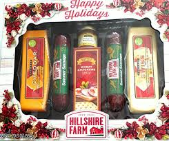 summer sausage gift basket hillshire farms gift basket on allgiftbasketsonline
