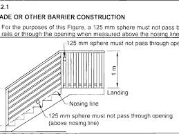 Ibc Stair Design by Stairs Design New Minimum Stair Tread Depth Maximum Stair Tread