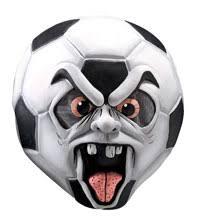 scary masks scary soccer mask scary masks