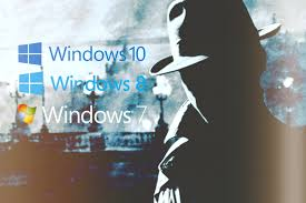 how to uninstall microsoft spying updates from windows 7 8