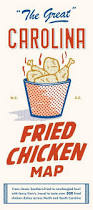 Zip Code Map Raleigh Nc by Looking For Carolinas Fried Chicken There U0027s A Map For That