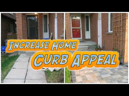 Ideas For Curb Appeal - diy simple ways to improve your home u0027s curb appeal curb appeal