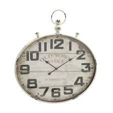 Home Decor Clocks 35 Inch Old World Wall Clock Free Shipping Today Overstock Com