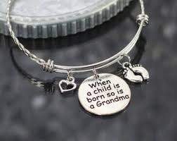 grandparent jewelry gifts new gift etsy
