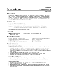 resume summary section education section of resume high school free resume example and resume language create my resume computer skills on a resume computer literate resume examples