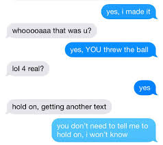 Text Message Memes - leaked eli manning and odell beckham s text message convo after