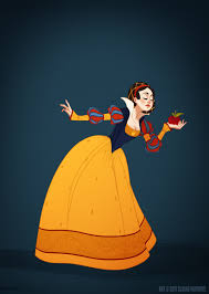 disney princesses redesigned with historically accurate