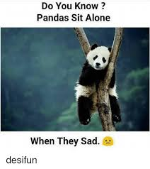Sad Panda Meme - 20 crazy adorable sad panda memes word porn quotes love quotes