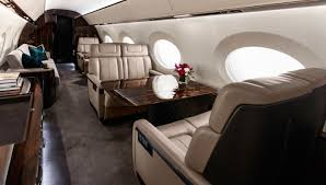 Private Jet Interiors Make Private Jet Dreams A Reality At Gulfstream U0027s New Design