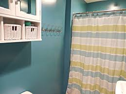 Small Bathroom Shower Curtain Ideas Bathroom Magnificent Colorful Stripped Shower Curtain And White