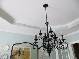Rewiring A Chandelier by How To Re Wire A Chandelier And Switch Out Light Fixtures The