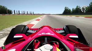 ferrari concept assetto corsa f1 2017 ferrari concept car at nurburgring youtube