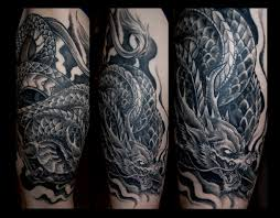 61 dragon tattoos ideas for leg
