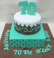 70th birthday cake ideas this is an exle of a simple cake 70th birthday cake decorations