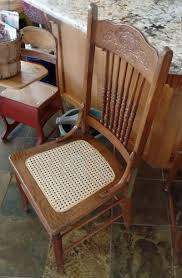 Recaning A Chair Chairs Brad S Backcountry Woodshop Custom Woodwork From Big