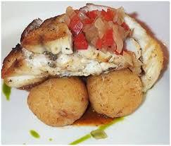 cuisiner le merou recette mérou salade d œuf de mérou