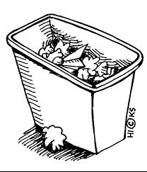 wastebasket clip art gallery