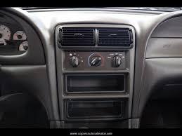 2000 Ford Mustang Black 2000 Ford Mustang Svt Cobra R