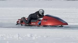 nssr racers break 7 world records at chetek american snowmobiler