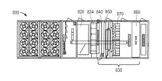patent us8469782 data center air handling unit google patents