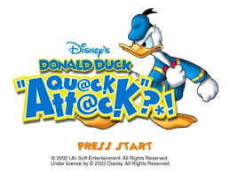 donald duck quack attack game hd disney movies mickey