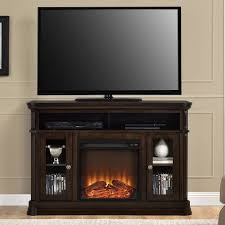 windsor corner infrared electric fireplace media cabinet 23de9047 pc81 ganado 47 tv stand with fireplace tv stands electric fireplaces
