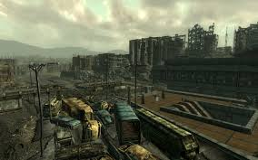 Fallout 3 Locations Map by Flooded Metro Fallout Wiki Fandom Powered By Wikia