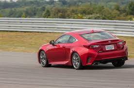 sporty lexus sedan 2016 lexus rc 350 f sport one week review automobile magazine