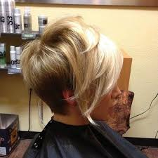 hairstyles back view only 15 best collection of hairstyles long in front short in back