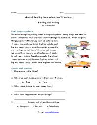 second grade reading worksheets u2013 wallpapercraft