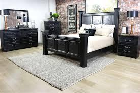 Black Queen Bedroom Furniture Mor Furniture Bedroom Sets Queen Bed Black Beds Bedroom Mor