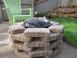 Grill Firepit Pit Grill Pit Ideas