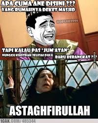 Astaghfirullah Meme - astaghfirullah baru nyadar just for fun yaaa 1cak