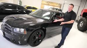 used 2007 dodge charger srt8 bedrock motors rogers blaine