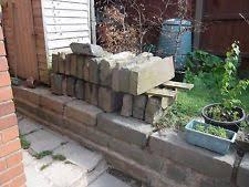garden u0026 patio wall blocks slabs ebay