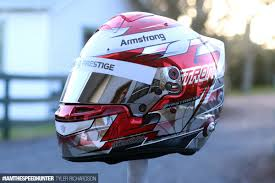 motocross helmet painting the high art world of custom helmet design speedhunters