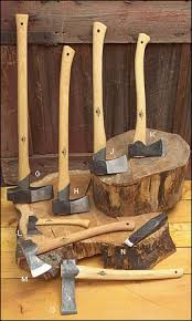 Handmade Swedish Axe - gr磴nsfors axes from sweden valley tools