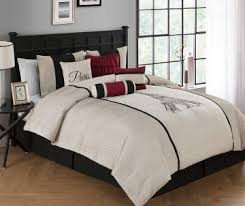White And Red Comforter Bedding For The Home Big Lots