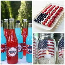 4th Of July Decoration Ideas 10 Amazing 4th Of July Party Ideas