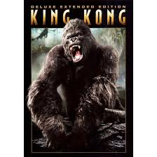 king kong ws deluxe extended edition 3 discs dvd video