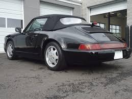 1990 porsche 911 convertible 1990 porsche 911 carrera 4 cabriolet 5 speed for sale on bat