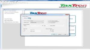 how to prepare a t2 return with canadian tax software taxtron t2