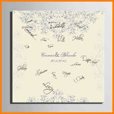 wedding signing board 6 signature board simple cv formate
