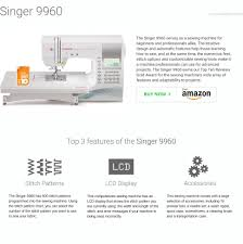 the best sewing machines top ten reviews