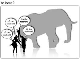 The Blind Men And The Elephant The Elephant In The Classroom Shanker Institute