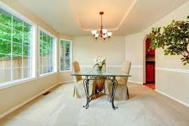 sala da pranzo in francese sala da pranzo di lusso con la finestra francese fotografia stock