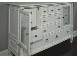 Ashby Bedroom Furniture Furniture Ashby Dresser In Patina White 71925