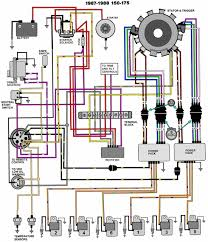evinrude ignition switch wiring diagram with mastertech marine