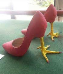 High Heels Meme - high heel chicken feet shoes funny pictures hilarious jokes