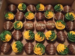 25 football cupcakes ideas football